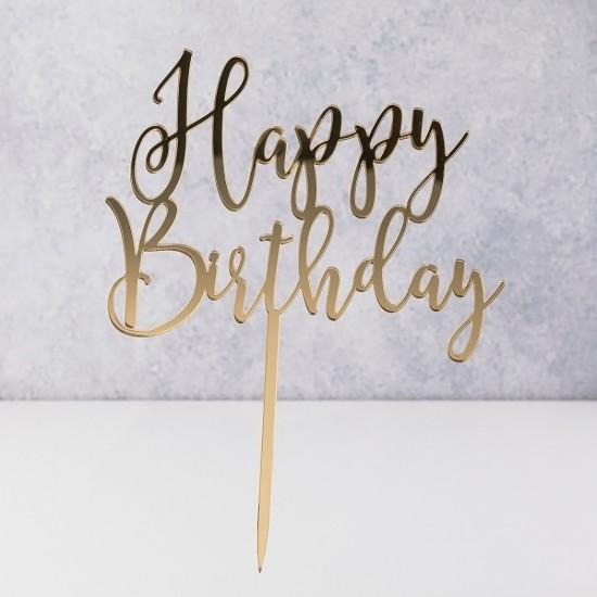 Aksesore Torte Happy Birthday