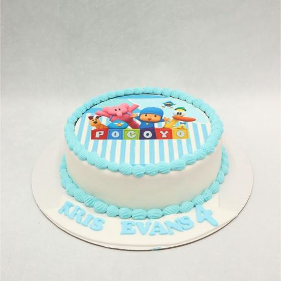 Torte Pokojo