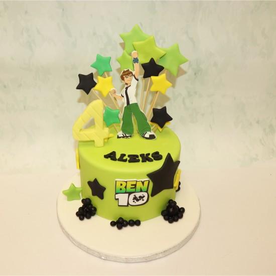 Torte Ben10
