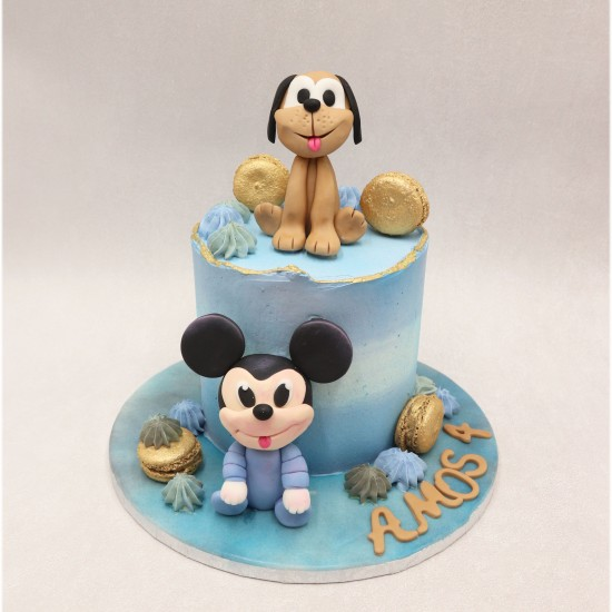Torte Mickey Mouse2