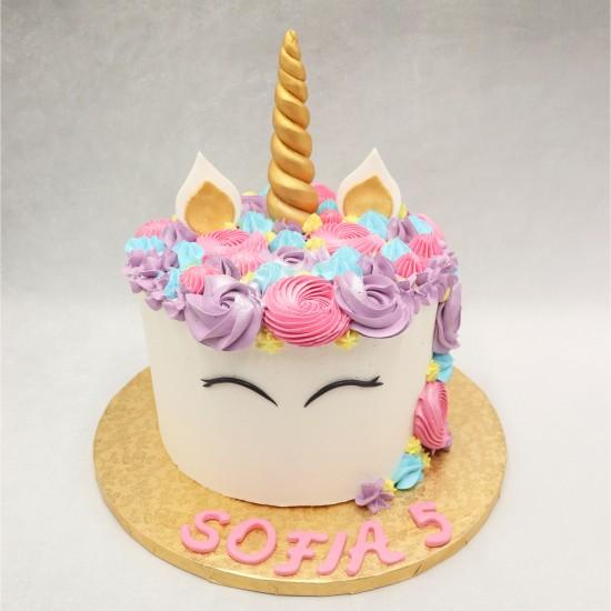 Torte Unicorn